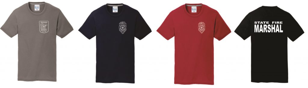 State Fire Marshal performance t